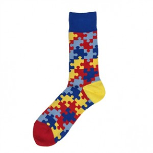 Puzzle Sock
