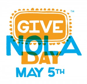 2015 GiveNOLA Logo with Date