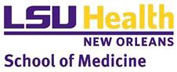LSU Health New Orleans - School of Medicine Logo